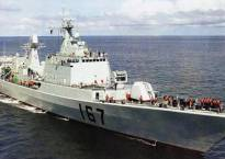 China launches biggest new generation naval destroyer weighing 10,000 tonnes