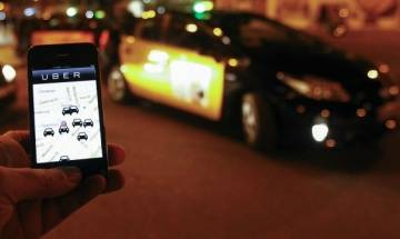 Uber driver charged with sexually assaulting female passenger in US