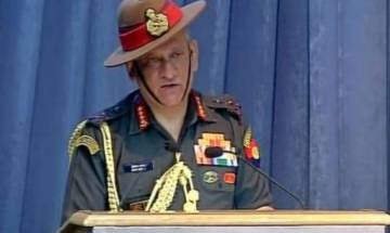 Gen. Bipin Rawat to visit Sikkim on Thursday amid dispute with China