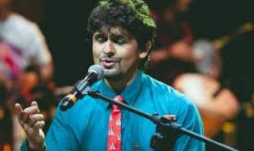Sonu Nigam records patriotic song for Indo-Tibetan Border Police force