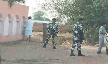 Mocking Swaccha Bharat Mission, PM Modi's minister Radhamohan pees in public