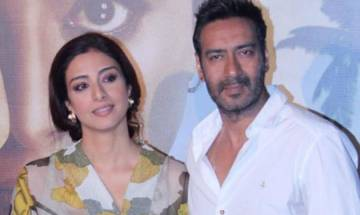 Say what? Tabu BLAMES Ajay Devgn for her single status
