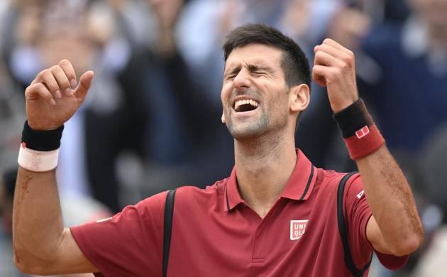Novak Djokovic - File Photo