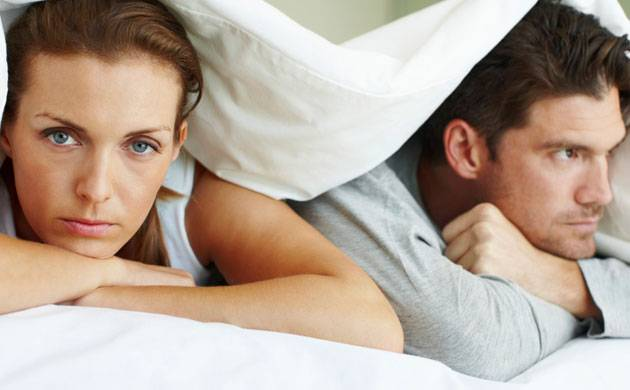 Couples who fight more are more at risk of health problems