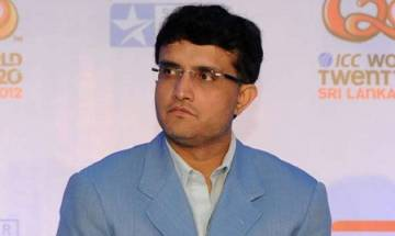 Team India coach to be decided on June 10 after interview: Sourav Ganguly