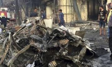 Syria: 18 killed as car bombers strike capital city Damascus
