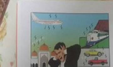 Mosque depicted as pollutant in ICSE textbook, sparks controversy