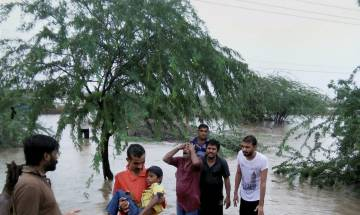Monsoon wreaks havoc in North India: Flood like situation in parts of Rajasthan, Assam, Gujarat, Manipur, Himachal Pardesh