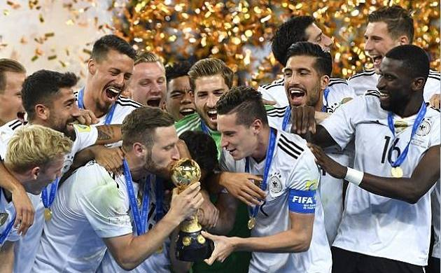 Confederations Cup 2017: Germany beat Chile 1-0 to win the title