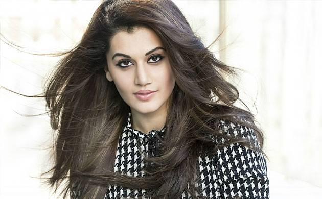Judwaa 2 remake: Taapsee Pannu wants to shoot with Salman Khan in film