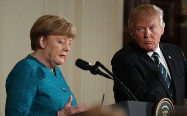 G20 Summit: Trump discusses climate change with Merkel ahead of crucial meet