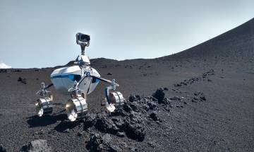 Lunar robots land on most active volcano of Europe 'Mount Etna', scientists prepare for future landings on Mars, Moon