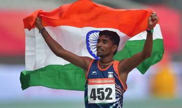 Asian Athletics Championships: G Lakshmanan, Manpreet Kaur capture gold, India win 7 medals on opening day