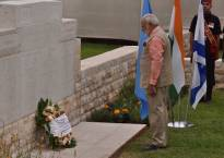 PM Modi pays homage to Indian World War I heroes in Haifa