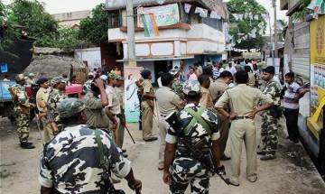 West Bengal violence: Curfew remains in Basirhat, Baduria; Internet services stay suspended in North 24 Parganas