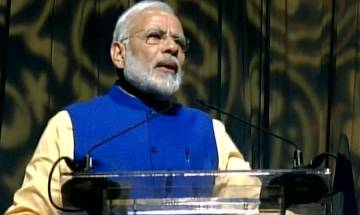 PM Narendra Modi announces OCI cards to PIOs irrespective of army training during talks with Indian diaspora in Israel