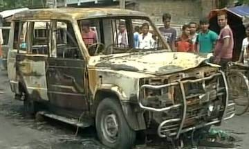 Basirhat violence: BJP, CPM and Congress delegations stopped from entering violence-hit area in WB