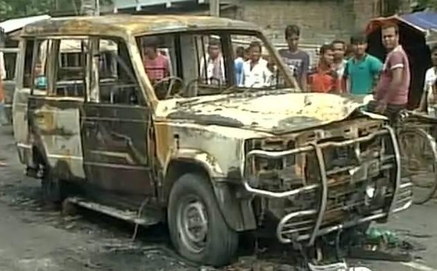 Basirhat violence (File photo: ANI)