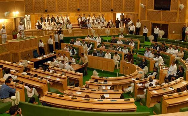 J-K assembly passes SGST law amid protest by opposition