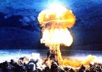 United Nations adopts global treaty banning nuclear weapons despite opposition from armed nuclear nations