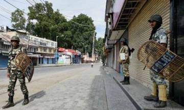 Burhan Wani death anniversary: Mobile internet services resume in Kashmir after improved law and order situation