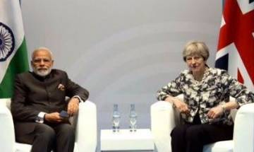 G20 Summit: PM Modi meets British PM May, discusses extradition of economic offenders like Vijay Mallya