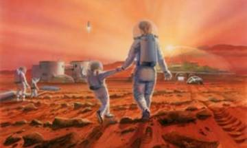 Mars Art Contest 2017: 4 Delhi students' vision of humanity's future on red planet earns them top prize