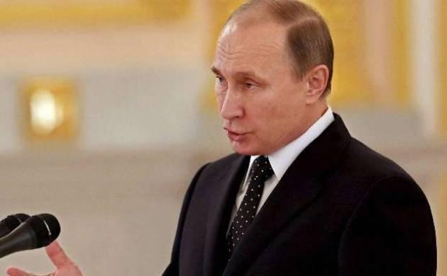 Trump presses Putin on meddling in 2016 US election (File Photo)
