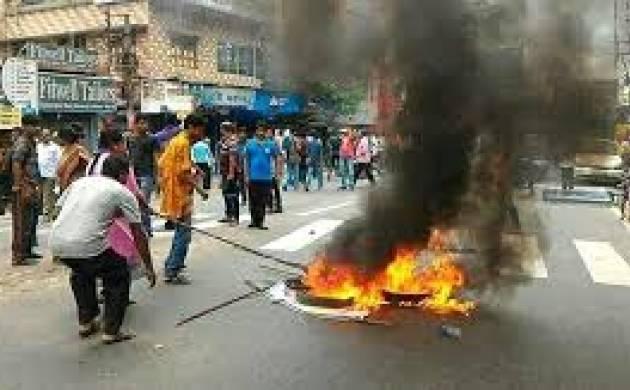 West Bengal riots (File Photo)