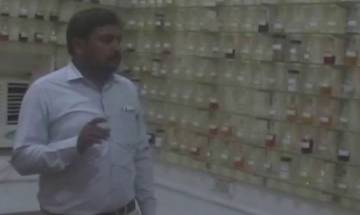 Kannauj-based perfumers develop stink bomb to handle stone-pelters in Kashmir