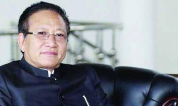 Nagaland crisis: Former chief minister Zeliang stakes claim to form govt