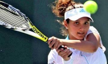 Wimbledon 2017: Sania Mirza advances in women's doubles, mixed events