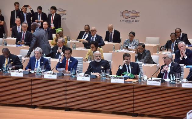 G20 Hamburg Action Plan praises India for promoting ease of doing business, startup funding and labour reform (Image: @MEAIndia)