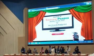 President Pranab Mukherjee on Swayam Prabha's launch: 'Digital revolution will improve higher education in country'