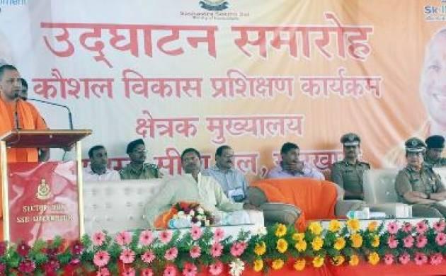 UP CM Adityanath asks devotees not to play vulgar songs during kanwar yatra (Courtesy-Twitter handle of Yogi Adityanath)