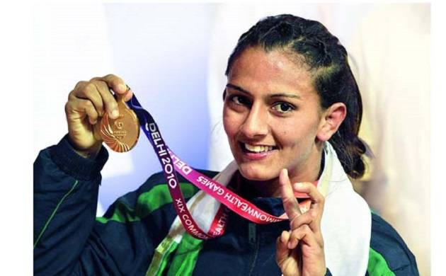 Wrestling star Geeta Phogat asks country to 'adopt a girl' after birth of two boys