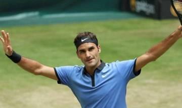 Wimbledon 2017: Roger Federer trounces Grigor Dimitrov to reach 50th Grand Slam quarter-final
