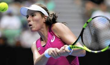 Wimbledon 2017: Johanna Konta defeats Simona Halep to become first British women in 39 years to reach semis