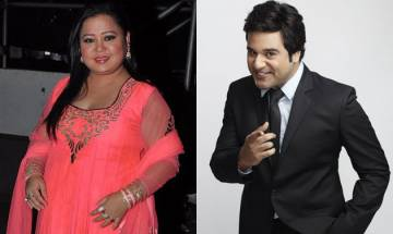Bharti Singh opens up on 'rumored tiff' with Krushna Abhishek, says 'there is no animosity between us'