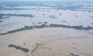 Rijiju assesses unprecedented flood situation in northeast; high level inter-ministerial team to be deputed in states