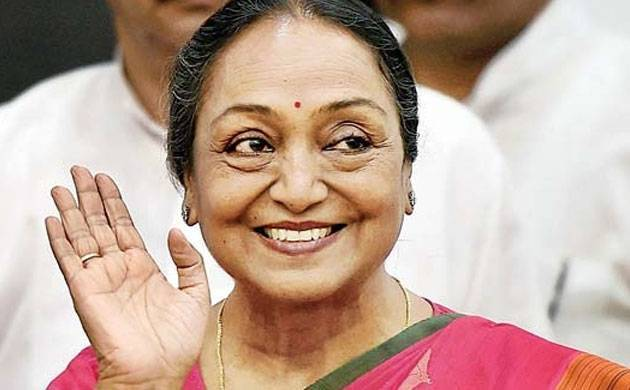 AAP decides to support Opposition's Presidential candidate Meira Kumar (File photo)