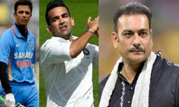 CoA approves Ravi Shastri's appointment as team India head coach but no decision on Zaheer, Dravid taken yet