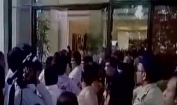 'Indu Sarkar': Congress workers create ruckus at press conference in Pune
