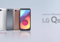 LG Q6 full version video released, showcasing FullVision display, camera features
