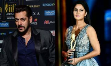 IIFA 2017: Salman Khan's gives Katrina Kaif a 'special' birthday gift (watch video)