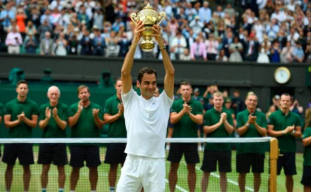 10 records that cement Roger Federer as greatest Wimbledon Men's singles champ (Source: Wimbledon's Twitter)