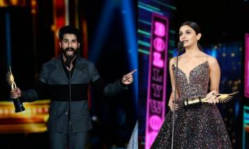 IIFA Awards 2017: Shahid Kapoor, Alia Bhatt win top laurels for Udta Punjab