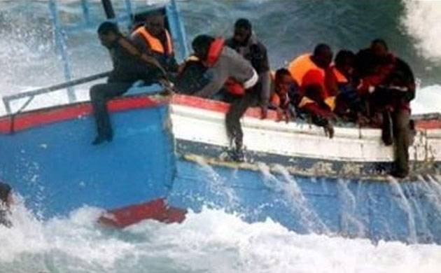 Boat accident in DR Congo - Representative image