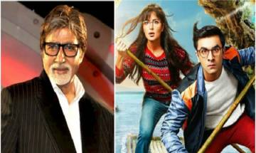 'Jagga Jasoos': Amitabh Bachchan impressed with Anurag Basu's innovative musical