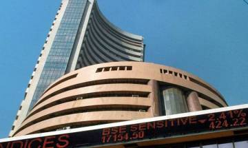 Sensex plunges 300 points, Nifty dips below 9900 mark in early trade; ITC stocks tank 13 per cent on cigarettes cess hike